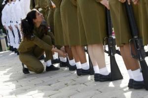 可愛いけどたくましい!イスラエルの女性兵士の画像の数々!!の画像(72枚目)