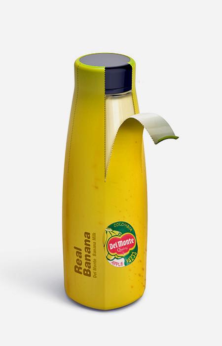 バナナのパッケージの画像(3枚目)