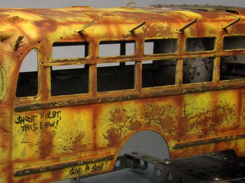 【画像】単なるバスのプラモでも超本気で作ると凄いことになるwwwの画像(16枚目)
