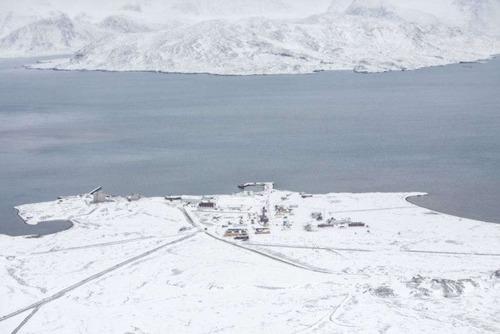 ほぼ世界の最北!極寒の村の風景の画像の数々!!の画像(2枚目)