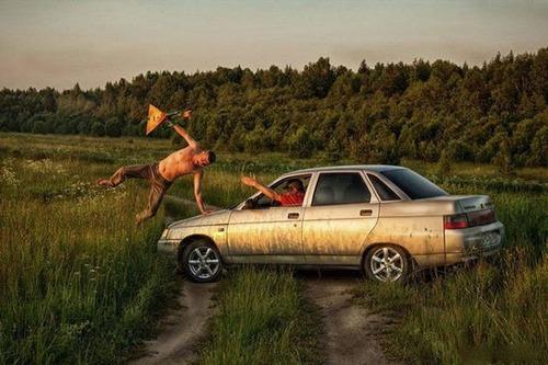 期待を裏切らないロシアの日常風景の画像の数々wwwwの画像(10枚目)