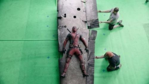 CGを使った特撮映画の舞台裏の画像(13枚目)