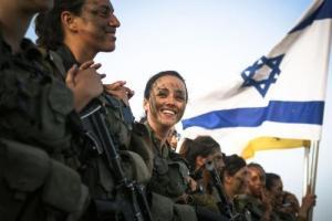 可愛いけどたくましい!イスラエルの女性兵士の画像の数々!!の画像(20枚目)