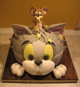 【画像】素晴らしすぎて食欲は起きないアートなケーキが凄い!!の画像(1枚目)