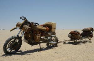【画像】映画マッドマックスに出ていたバイクが凄い事になっている!の画像(5枚目)
