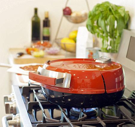 カマド焼きのピザが自宅で簡単に作れる!ピザオーブンが魅力的!!の画像(6枚目)