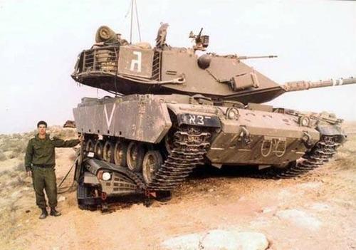 戦車が事故の画像(5枚目)