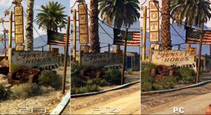PS4とパソコンのグラフィックを同じゲームで比較した結果!!の画像(15枚目)