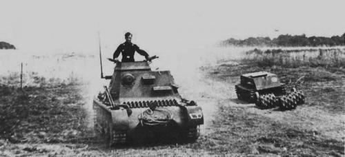 撤去は大変…昔の地雷処理戦車の画像の数々!!の画像(8枚目)