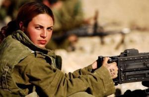 可愛いけどたくましい!イスラエルの女性兵士の画像の数々!!の画像(76枚目)