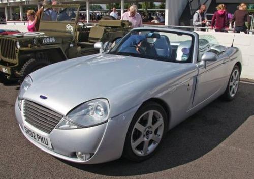 変ったデザインの自動車の画像(16枚目)