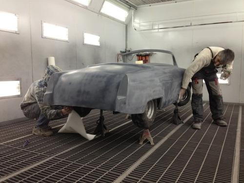 【画像】職人が本気で作った子供用の自動車が凄いwwwの画像(45枚目)