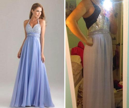 美しいドレスの商品写真の画像(16枚目)