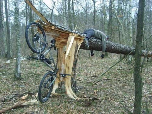 自転車にまつわるちょっと面白ネタ画像の数々!!の画像(46枚目)