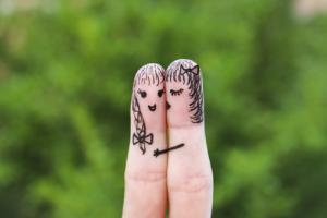 世界のカワイイくて癒される指人形の画像!の画像(15枚目)