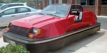 全面バンパーの自動車の画像(1枚目)
