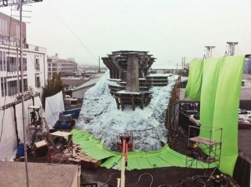 【画像】ハリウッド映画のミニチュアセットの数々が凄い!!の画像(13枚目)
