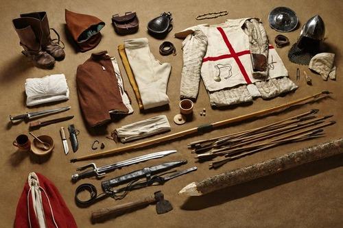 大昔から現在の兵士の装備を並べた画像がかっこよくて心ときめくwwwの画像(3枚目)