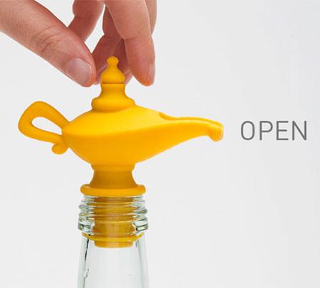 【画像】簡単便利に油を注げるキャップが魅力的!!の画像(5枚目)