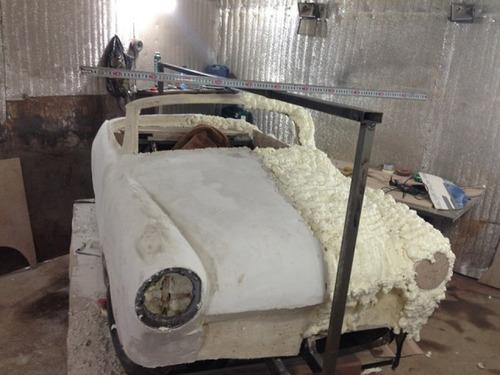 【画像】職人が本気で作った子供用の自動車が凄いwwwの画像(12枚目)