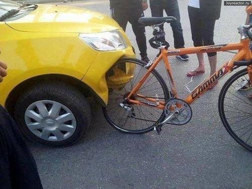 自転車にまつわるちょっと面白ネタ画像の数々!!の画像(42枚目)