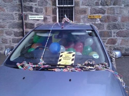 違法駐車に対する制裁の画像(32枚目)