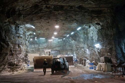 塩の洞窟!シチリア島にある岩塩の鉱山が神秘的で凄い!!の画像(28枚目)