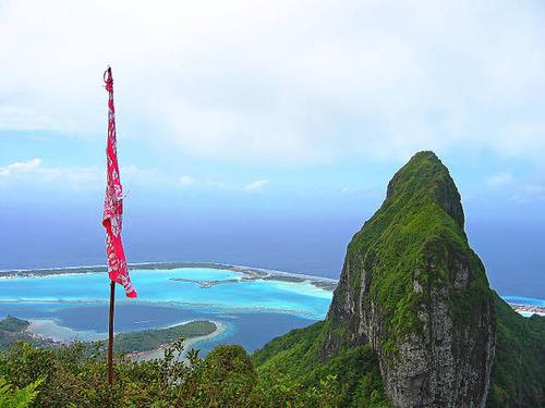 【画像】地上最後の楽園と呼ばれている「ボラボラ島」の絶景!の画像(7枚目)