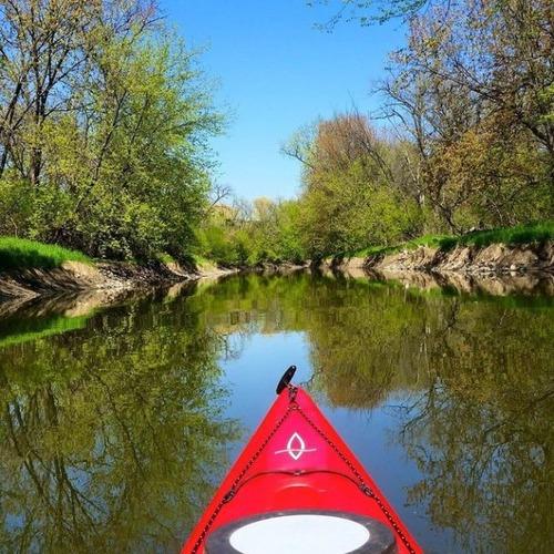 カヤック(カヌー)に乗る理由がわかる川沿いの風景の画像の数々!!の画像(8枚目)