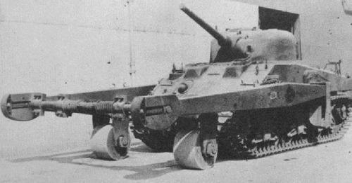 撤去は大変…昔の地雷処理戦車の画像の数々!!の画像(9枚目)