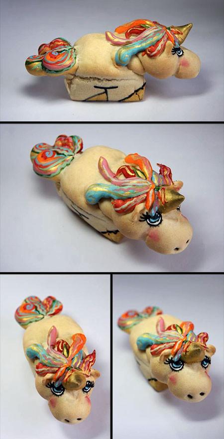 食べるのが可哀そうになる!可愛くてちょっとリアルな動物パンの画像の数々!!の画像(6枚目)