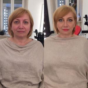 女性の化粧前、化粧後の画像の数々_04