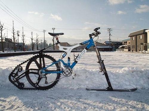 自転車にまつわるちょっと面白ネタ画像の数々!!の画像(2枚目)