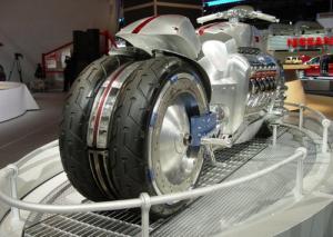 世界に10台5500万円のバイク!ダッジ・トマホークがやっぱり凄い!!の画像(19枚目)
