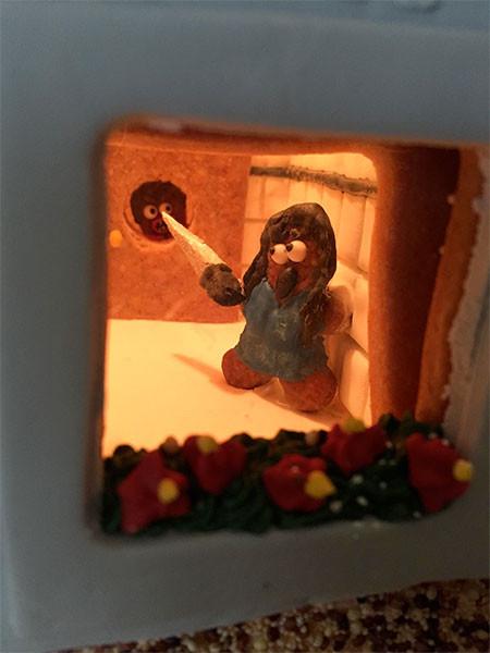 【画像】内装まで作りこまれたお菓子の家が凄い!!の画像(7枚目)