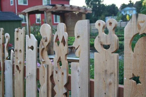 面白いちょっと魅力的な塀や柵をしている家の画像の数々!!の画像(5枚目)
