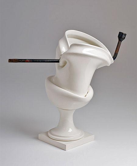 破壊された陶器の画像(12枚目)