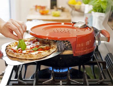カマド焼きのピザが自宅で簡単に作れる!ピザオーブンが魅力的!!の画像(7枚目)