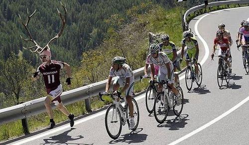 自転車にまつわるちょっと面白ネタ画像の数々!!の画像(35枚目)