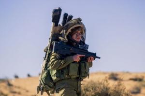 可愛いけどたくましい!イスラエルの女性兵士の画像の数々!!の画像(30枚目)