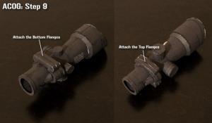 アサルトライフルHK416のペーパークラフトが凄すぎる!!の画像(39枚目)