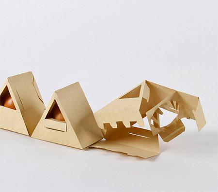 紙を使ったタマゴのパッケージ05
