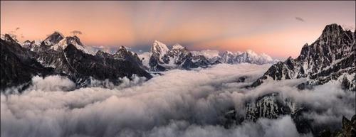 【画像】標高8850m!エベレストの幻想的な風景!!の画像(22枚目)