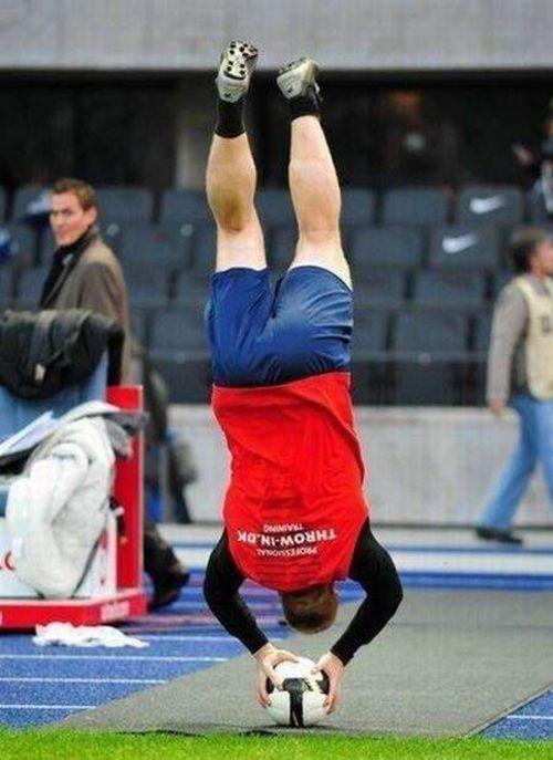 【画像】スポーツの凄いことになってる決定的瞬間!!の画像(31枚目)