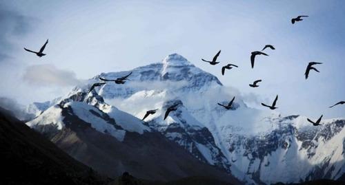 【画像】標高8850m!エベレストの幻想的な風景!!の画像(26枚目)