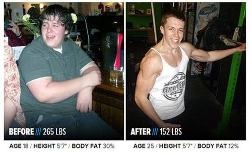やればデキル!ダイエット肉体改造のビフォーアフターの画像の数々!!の画像(23枚目)