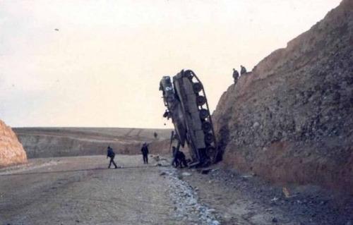 戦車が事故の画像(19枚目)
