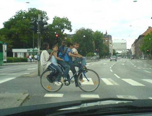 自転車にまつわるちょっと面白ネタ画像の数々!!の画像(34枚目)