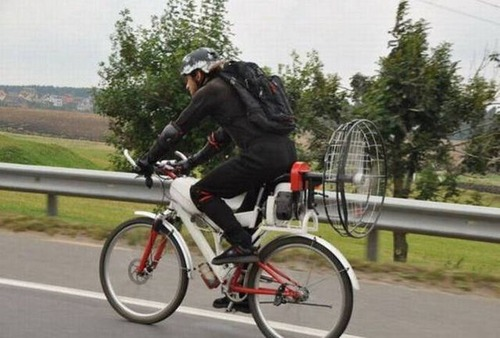 自転車にまつわるちょっと面白ネタ画像の数々!!の画像(12枚目)