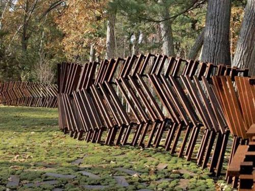 面白いちょっと魅力的な塀や柵をしている家の画像の数々!!の画像(4枚目)